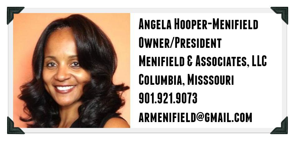 Angela Hooper - Menfifield